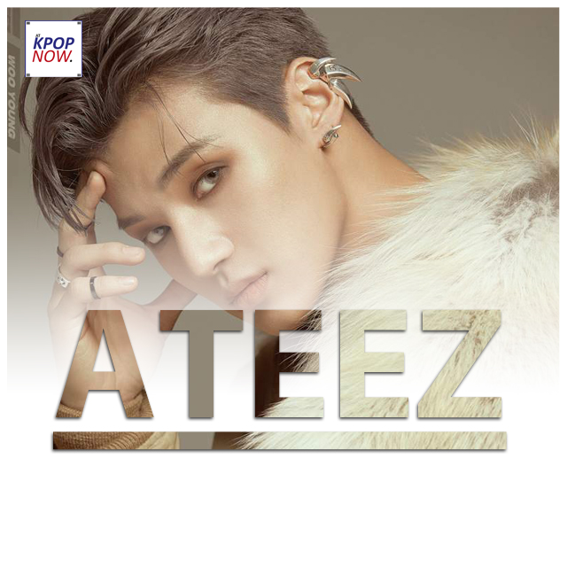 ATEEZ Wooyoung by At Kpop Now