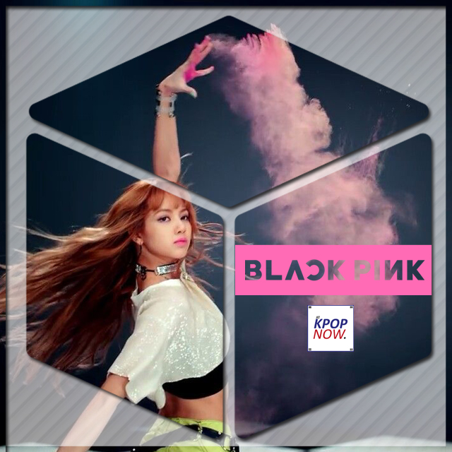 Black Pink Lisa At Kpop Now