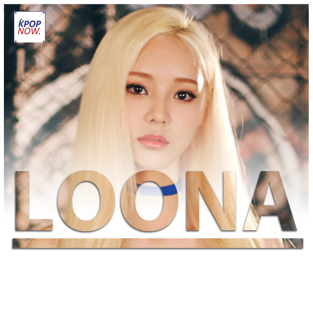 LOONA Jinsoul by AT KPOP NOW