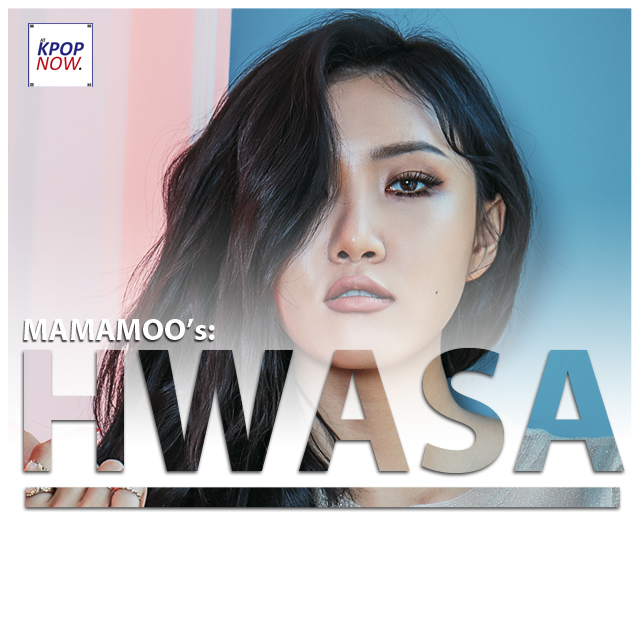 Hwasa by At Kpop Now