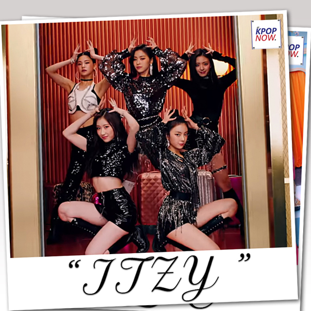 Polaroid ITZY by At Kpop Now
