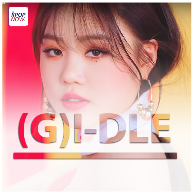 (G)I-DLE Soojin Fade by AT KPOP NOW