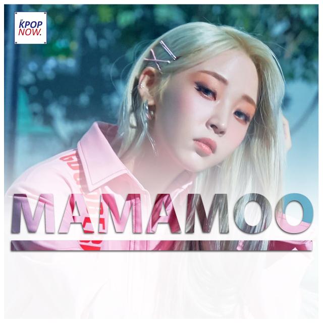 Mamamoo Moonbyul Fade by AT KPOP NOW