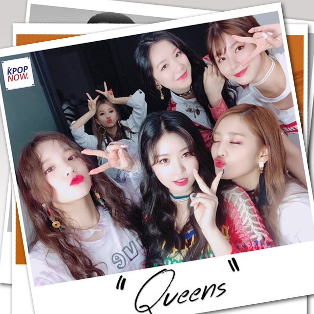 Polaroid (G)I-Dle by AT KPOP NOW