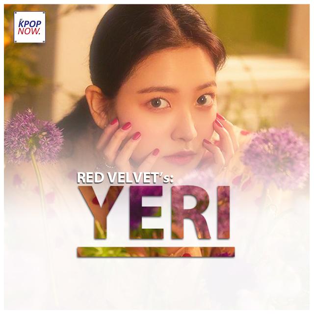 Red Velvet Yeri Fade by AT KPOP NOW