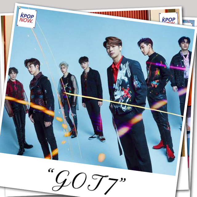 GOT7 Polaroid by AT KPOP NOW