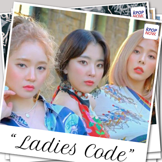 LADIES CODE Polaroid by AT KPOP NOW