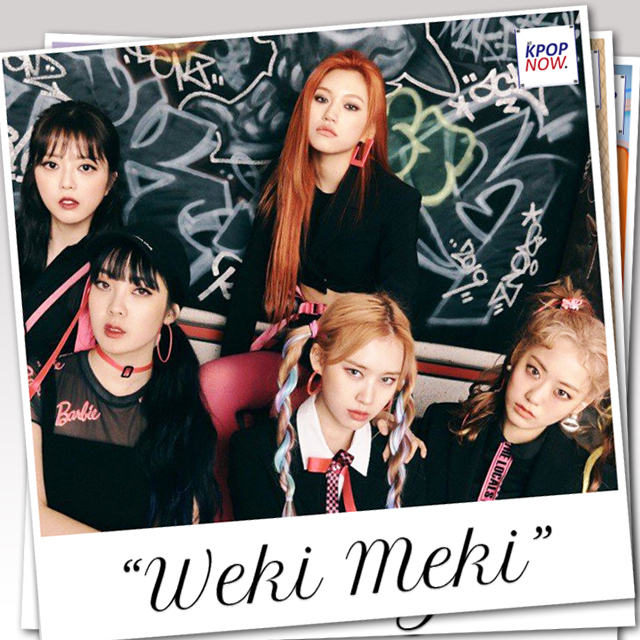 WEKI MEKI Polaroid by AT KPOP NOW