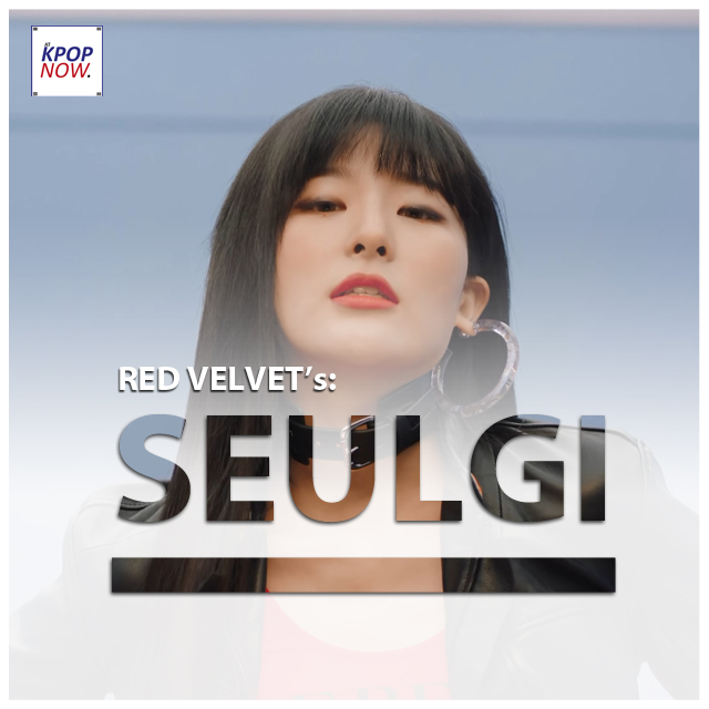 SEULGI Fade by AT KPOP NOW