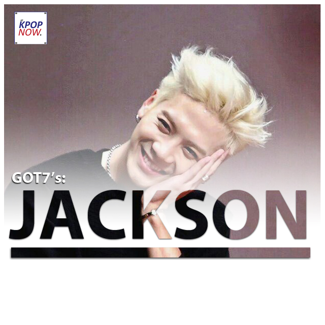 GOT7's Jackson faded by AT KPOP NOW