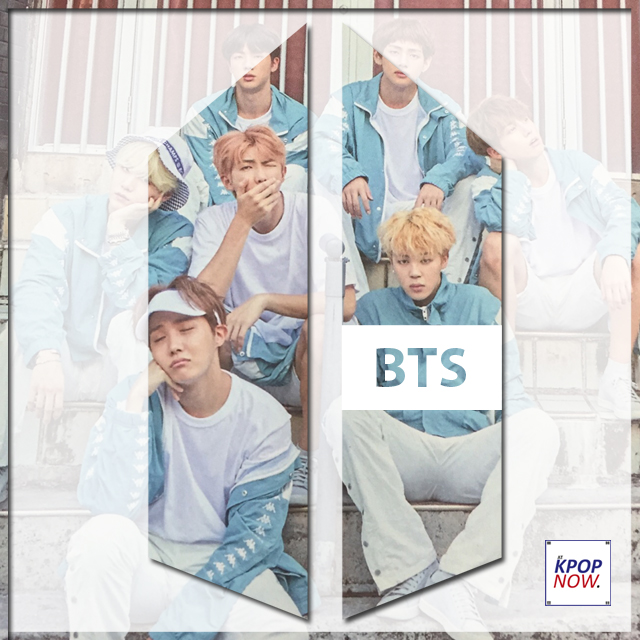 BTS logo by AT KPOP NOW