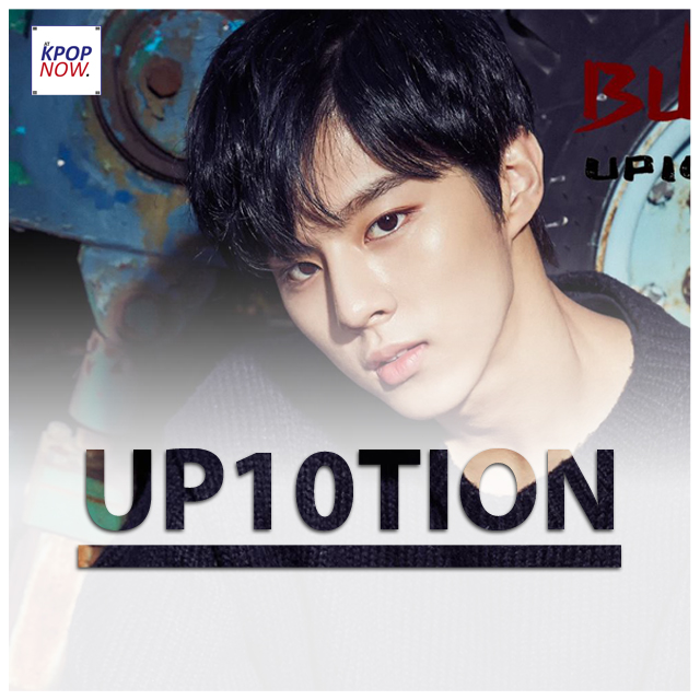 UP10TION WOOSHIN Fade by AT KPOP NOW