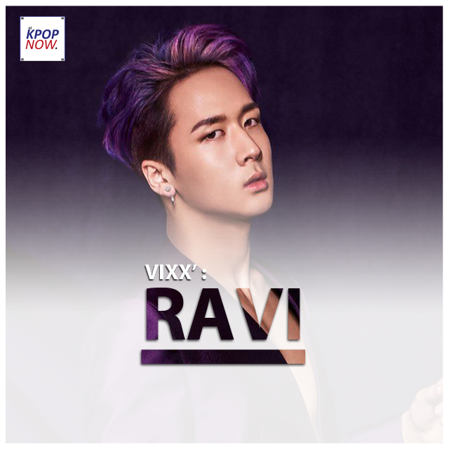 VIXX RAVI Fade by AT KPOP NOW
