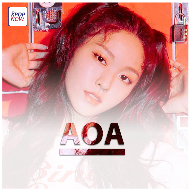 AOA SEOLHYUN Fade by AT KPOP NOW