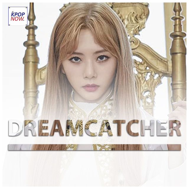 DREAMCATCHER JIU Fade by AT KPOP NOW