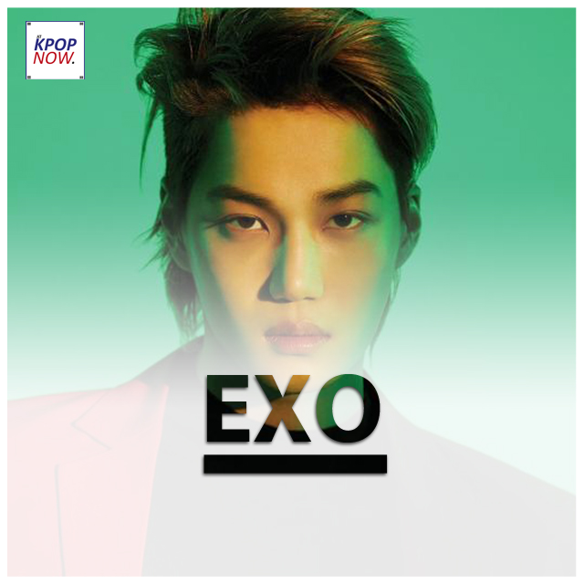 EXO KAI Fade by AT KPOP NOW