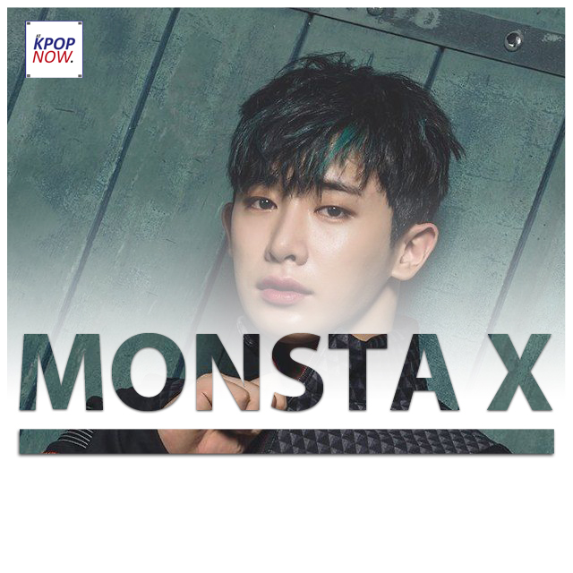 MONSTA X Wonho Fade by AT KPOP NOW