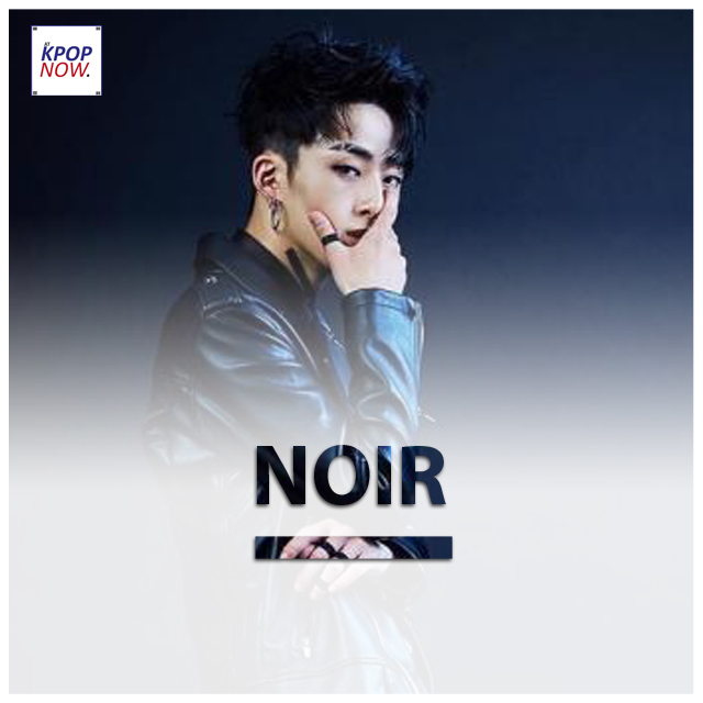 NOIR SIHEON fade by AT KPOP NOW