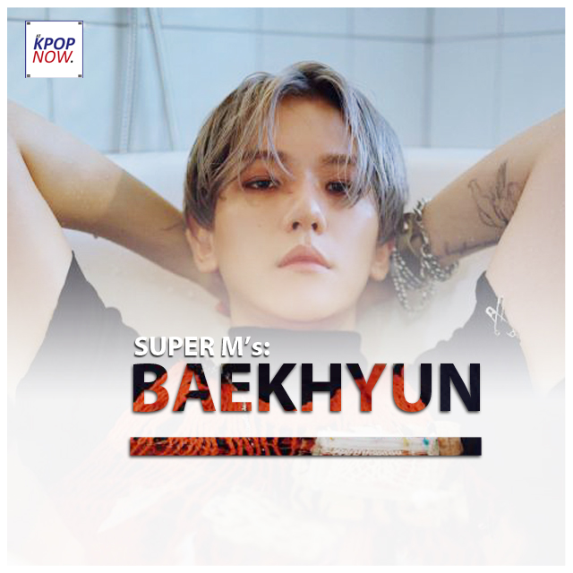SUPER M BAEKHYUN Fade by AT KPOP NOW
