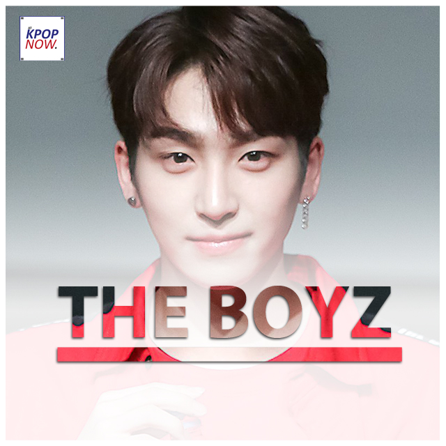 THE BOYZ SANGYEON Fade by AT KPOP NOW