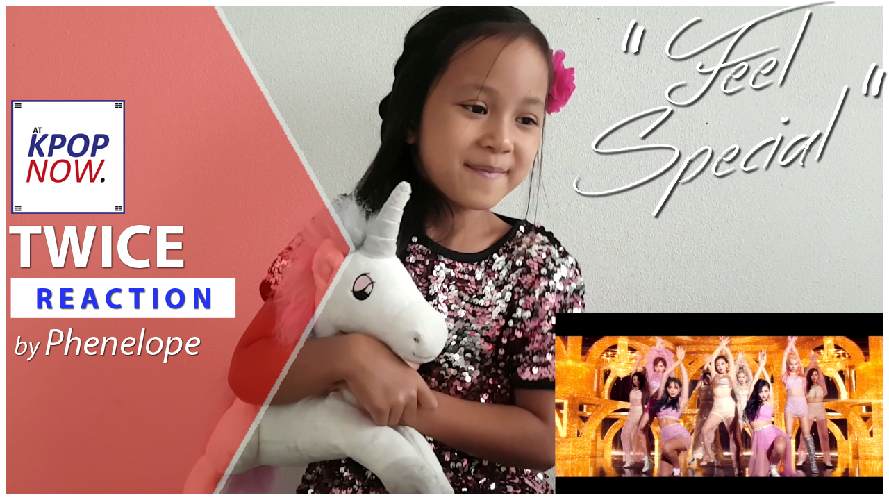 "Reaction Video TWICE ""Feel Special"" by AT KPOP NOW"