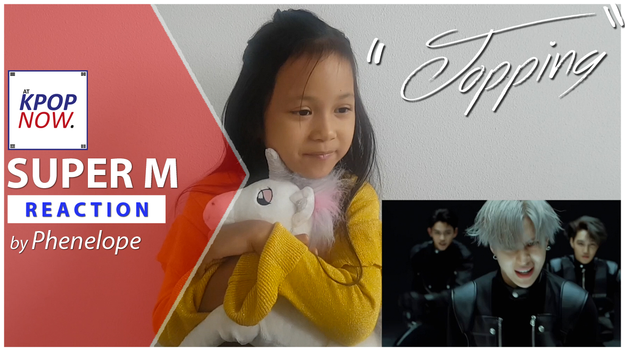 "Reaction Video SUPER M ""Jopping"" by AT KPOP NOW"
