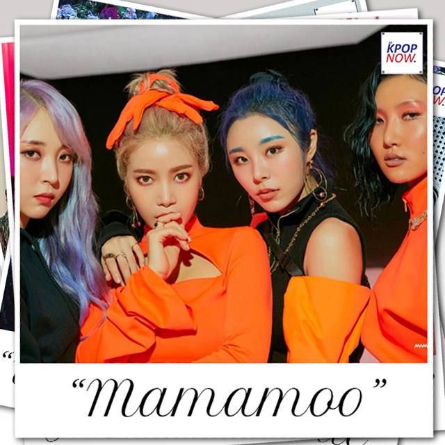 MAMAMOO polaroid by AT KPOP NOW