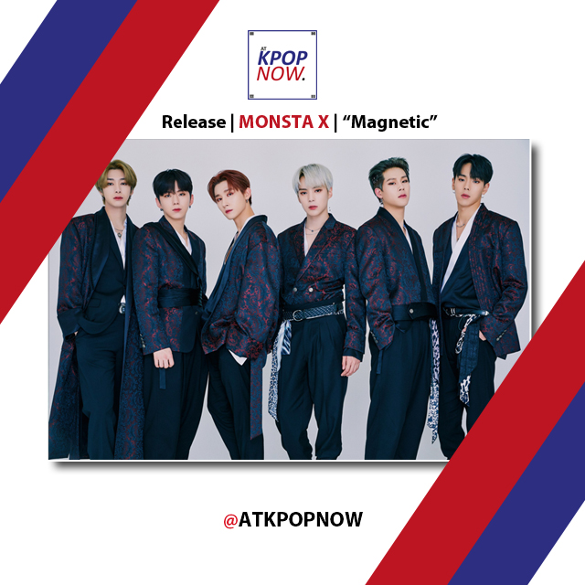 MONSTA X party design 2 by AT KPOP NOW