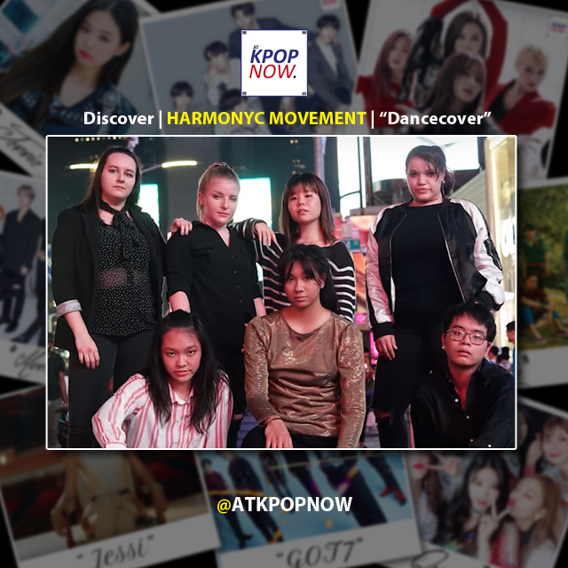 HARMONYC MOVEMENT Discover design by AT KPOP NOW