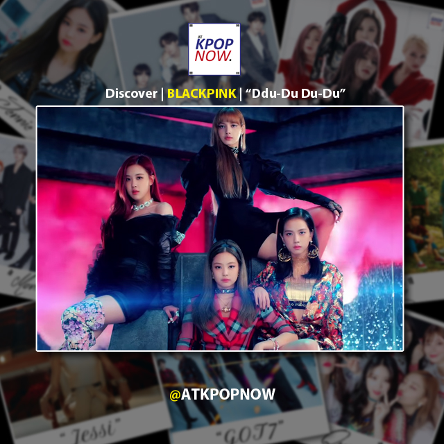 Blackpink party design 2 by AT KPOP NOW