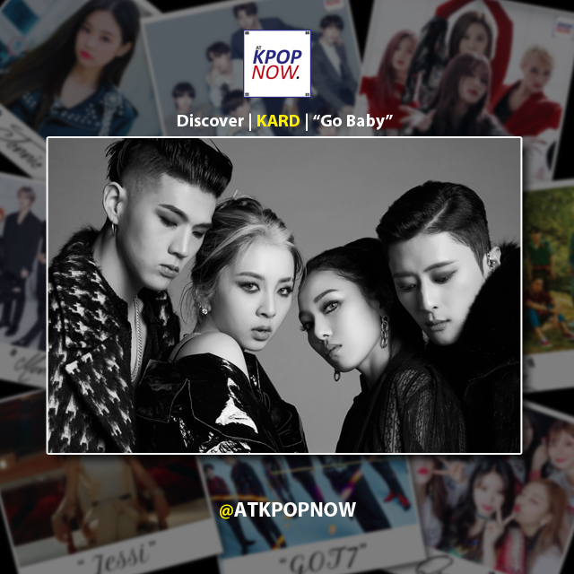 KARD party design 2 by AT KPOP NOW