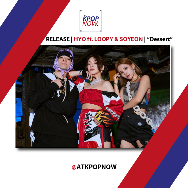 Hyo Loopy Soyeon party design 2 by AT KPOP NOW 3
