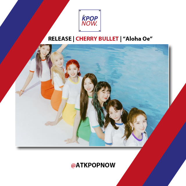 Cherry Bullet party design 2 by AT KPOP NOW 3