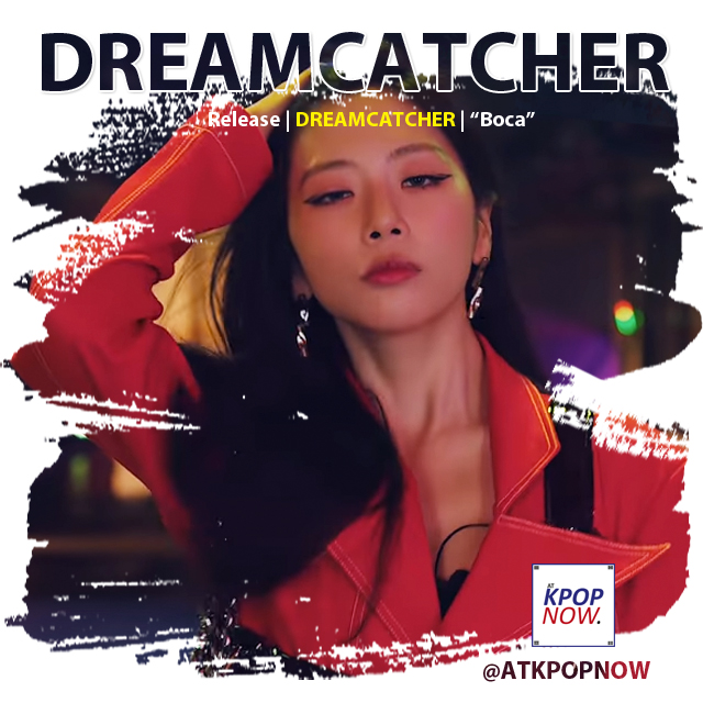 Dreamcatcher brush design by AT KPOP NOW