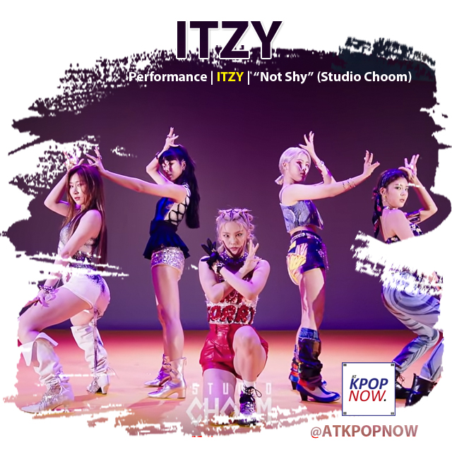 Itzy brush design 2 by AT KPOP NOW