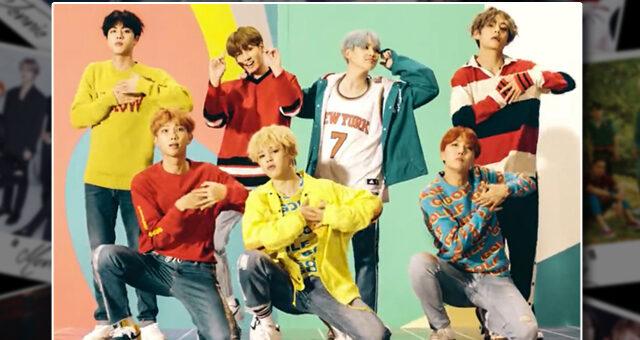 BTS spotlight by AT KPOP NOW