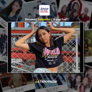 Samantha party design 2 by AT KPOP NOW