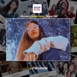 Zamira Lanz spotlight by AT KPOP NOW