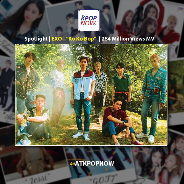 EXO spotlight by AT KPOP NOW