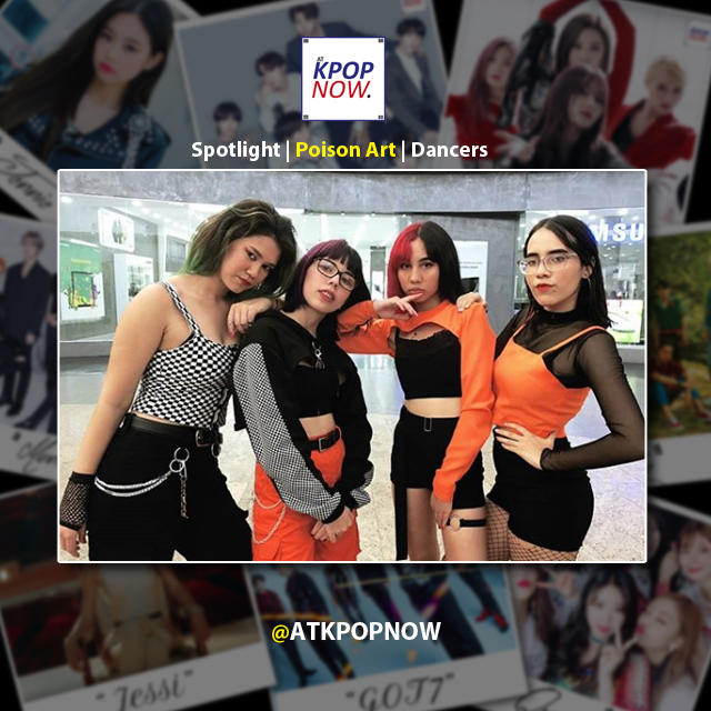 Poison Art spotlight by AT KPOP NOW