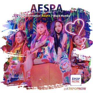 Aespa brush design 1 by AT KPOP NOW