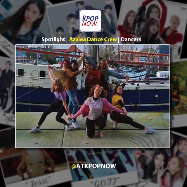 Azalea Dance Crew spotlight by AT KPOP NOW
