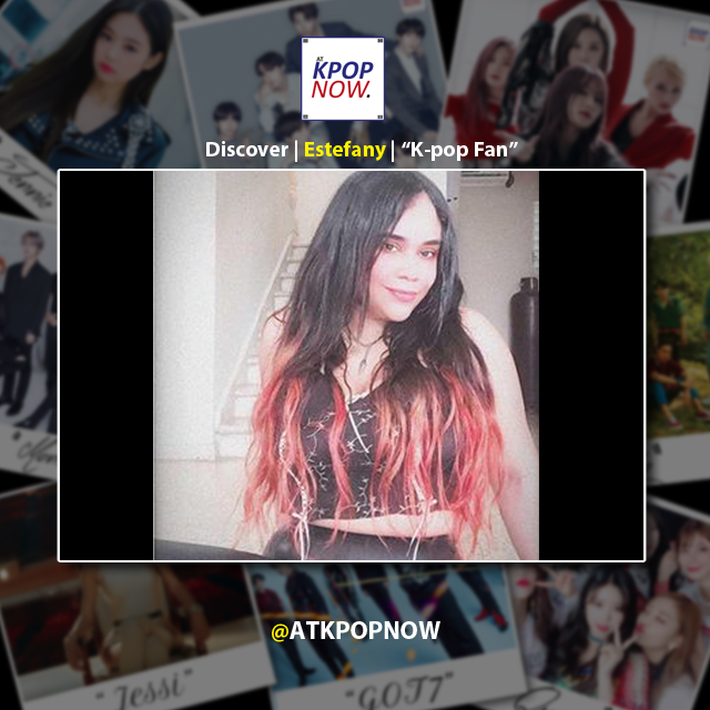 Estefany party design 3 by AT KPOP NOW