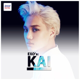 EXO's Kai Profile Pic by AT KPOP NOW