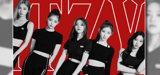 ITZY asian artist award by At Kpop Now