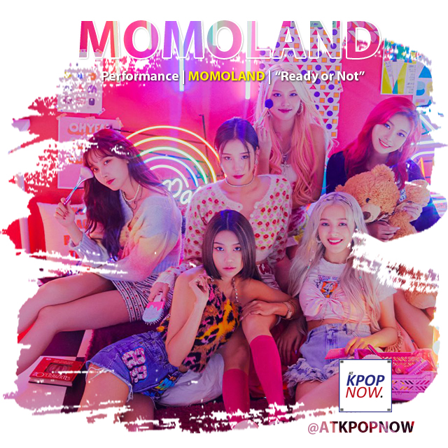 Momoland brush design 2 by AT KPOP NOW