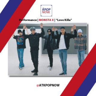 Monsta X party design 3 by AT KPOP NOW 2