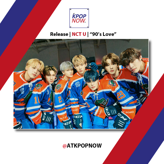 NCT U party design 3 by AT KPOP NOW 2