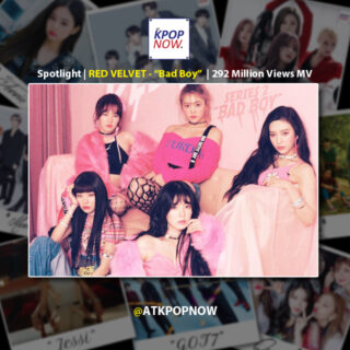 RED VELVET spotlight by AT KPOP NOW