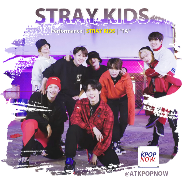 Stray Kids brush design 2 by AT KPOP NOW
